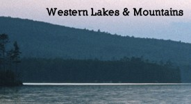 Maine's Lakes and Mountains
